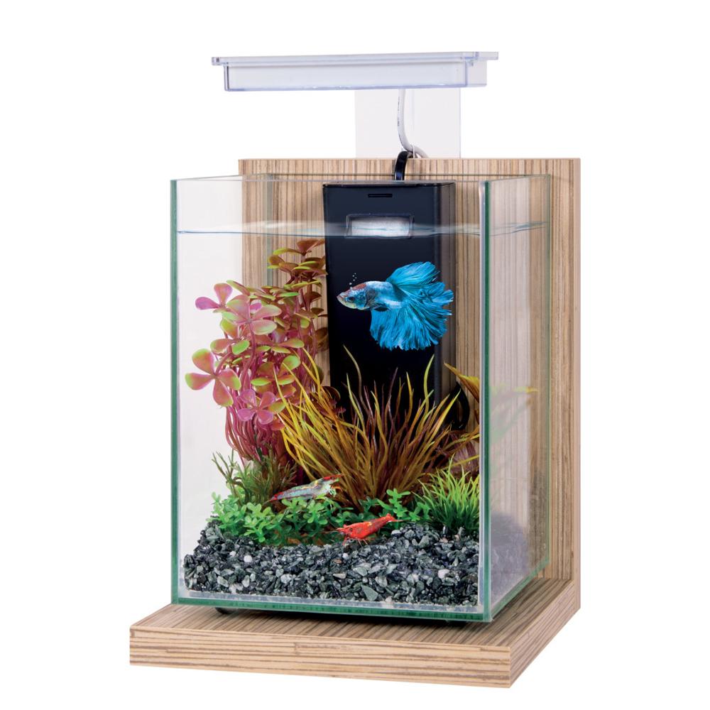 Photo du produit Kit Aquarium Jalaya Bambou Beige