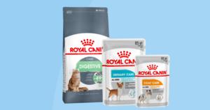 Photo de l'événement Présentation de la nouvelle gamme Care Royal Canin