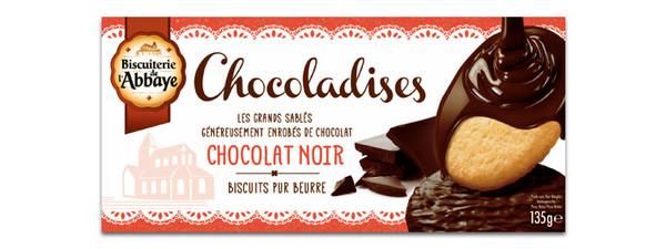 Photo du produit Biscuits Chocoladises Noir